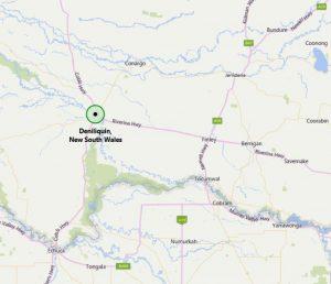 Deni Map NSW
