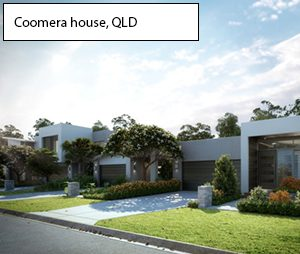 Coomera house, QLD