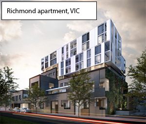 Richmond apartment
