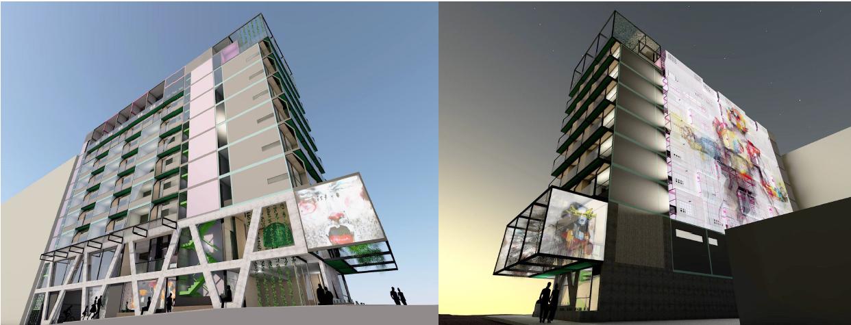 8trium hotel Development 2