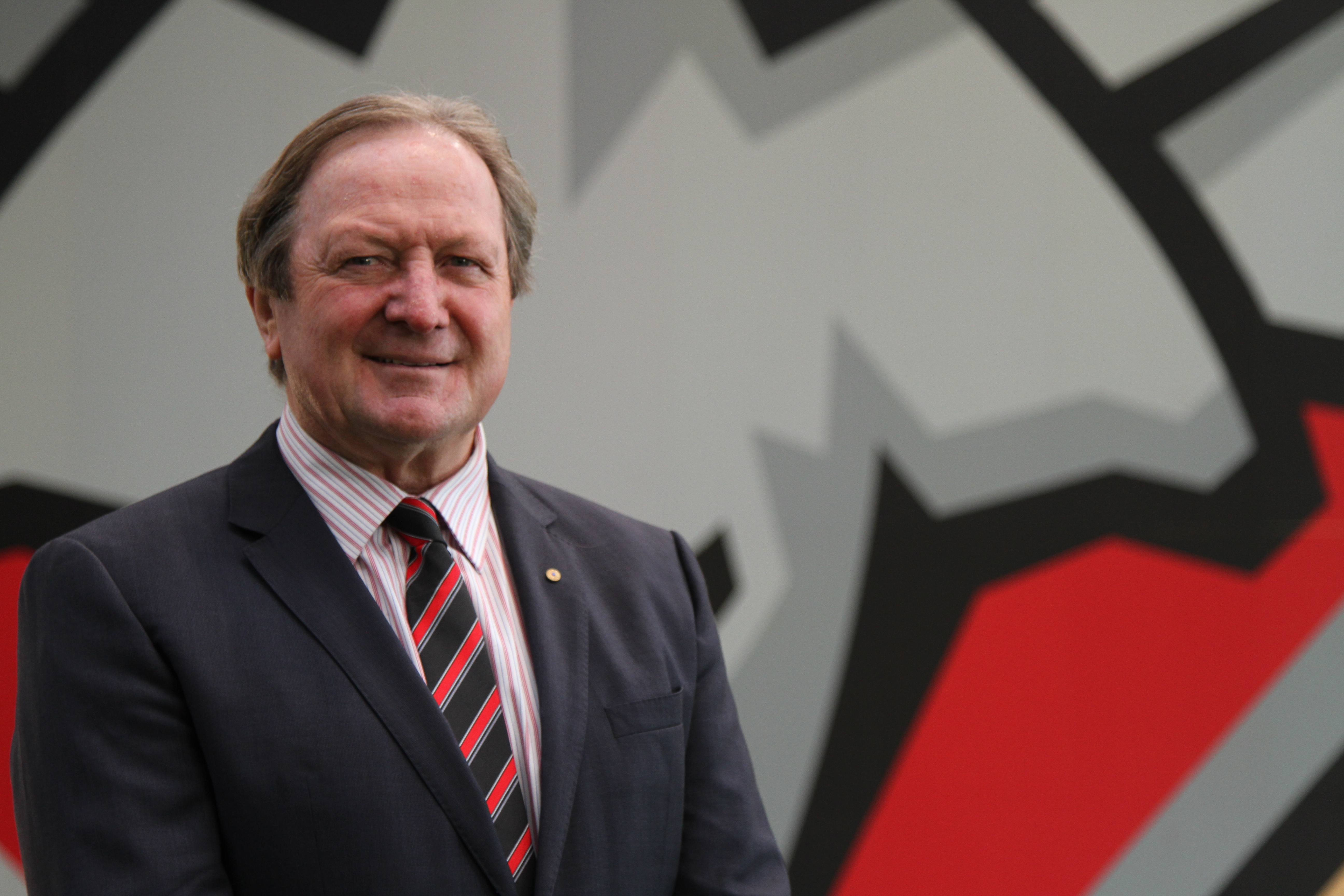 Kevin Sheedy, Ambassador to the Next Generation Farmer Project