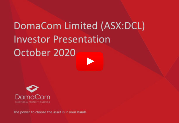 Presentation, FNN Investor Event October 2020